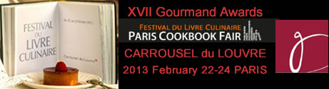 GOURMAND 2013 PARIS